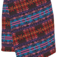Moroccan Wrap Pelmet Skirt - Skirts  - Clothing