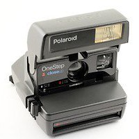 POLAROID One Step Close Up 600 Instant Film Camera
