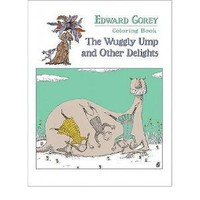 Edward Gorey Colouring Book: The Wuggly Ump and Other Delights