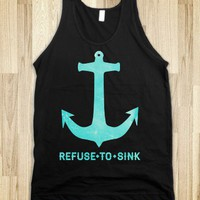 Refuse to Sink - Quotes and Sayings
