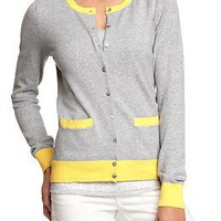 Women's Button-Front Stretch Cardis | Old Navy