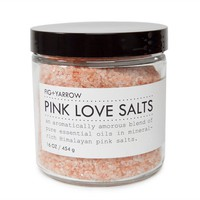 Poketo Pink Love Bath Salts
