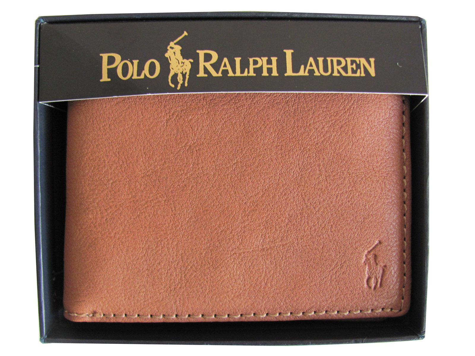 Ralph Lauren? Polo Genuine 4050971470DN leather Wallet