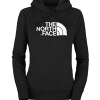 Amazon.com: The North Face Womens Half Dome Hoodie TNF Black Size Small: Sports &amp; Outdoors