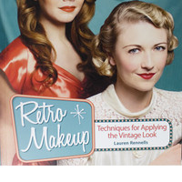 RETRO MAKEUP BOOK in Books at Sourpuss Clothing