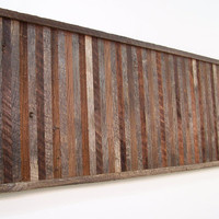 Reclaimed Barn Wood Wall Art Decor Handmade Wood Wall Art