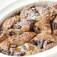 Food / Nutella Bread Pudding