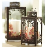 Andros Filigree Lantern