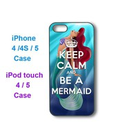 Iphone 5 Case -- Keep Calm And Be .. on Luulla