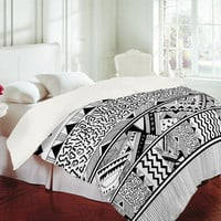 Kris Tate Tribal 3 Duvet Cover