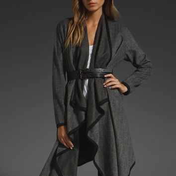 FUNKTIONAL Cascade Herring Coat in Herring at Revolve Clothing - Free Shipping!