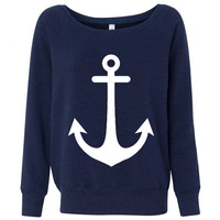 Anchor Sweatshirt | KILL STAR
