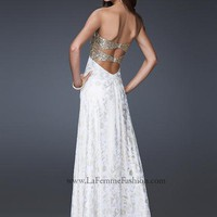 La Femme 15991 at Prom Dress Shop
