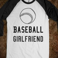 baseball girlfriend - The Sunshinee Shop