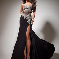 Tony Bowls Paris Dress 113737 at Peaches Boutique