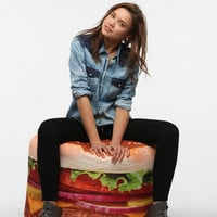 Urban Outfitters - Hamburger Bean Bag
