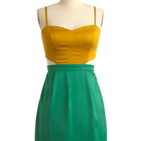 Gleam Come True Dress | Mod Retro Vintage Dresses | ModCloth.com