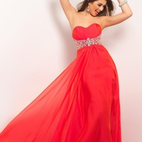 Blush Prom Dresses and Evening Gowns Blush Style 9509