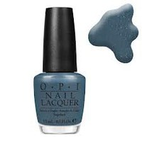 NEW OPI Slate Blue Nail Polish H58 I Have A Herring Problem Holland Collection