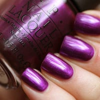 OPI Nail Polish (G23-Suzi The 7 Dusseldorfs) NEW Germany Collection 2012