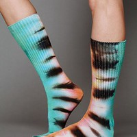 Free People Brightly Twisted Ankle Sock