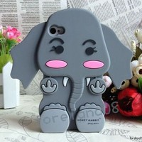 *Animal* 3D Grey Tiny Ba...