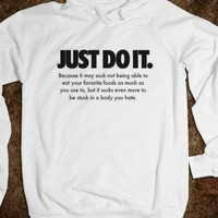 Just do it. - S.J.Fashion