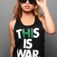 The This Is War Tank Top : Adapt : Karmaloop.com - Global Concrete Culture