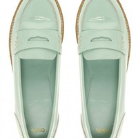 Asos MACABEE Pantent Loafer