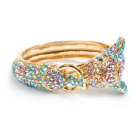 Pree Brulee - Enchanting Elephant Bangle