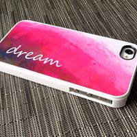 Ombre Dream Custom iPhone 4 And 4s Case - ombre, jewel tone