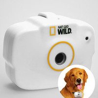 National Geographic Pet's Eye View Camera