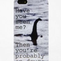 Urban Outfitters - UO Monster iPhone 5 Case