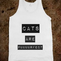 PUURFECT CATS - Clothez Devine.