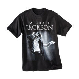 michael jackson shirt at Target