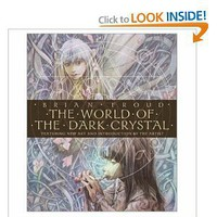 Amazon.com: The World of the Dark Crystal: The Collector's Edition (9780810945791): Brian Froud: Books