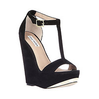 Steve Madden - XTRIME BLACK SUEDE