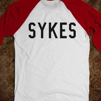 Nathan Sykes Baseball Tee - It's a TW Thing