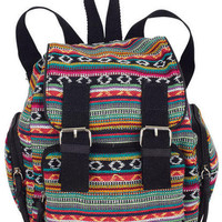 Aztec Mini Backpack
