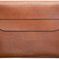 Leather iPad Sleeve - Kaufmann Mercantile Store