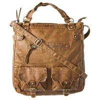 Mossimo Supply Co. Tote Crossbody Handbag - Brown