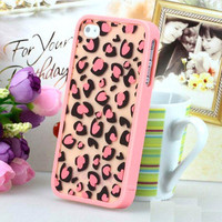 Cute Lovely Pink Leopard...