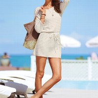 French Terry Dress - Supermodel Essentials - Victoria's Secret