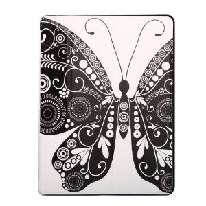 Amazon.com: Poetic Cover Mate Plus case for The New iPad (3rd Gen) / iPad 3 / iPad HD Butterfly: Computers & Accessories