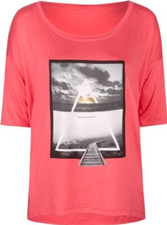 Amazon.com: LIRA Hipster Womens Dolman Tee: Clothing