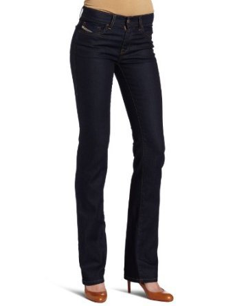 Amazon.com: Diesel Women&#x27;s Bootzee Jean: Clothing