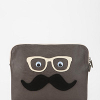 Urban Outfitters - Carrot Googly Specs Laptop Case