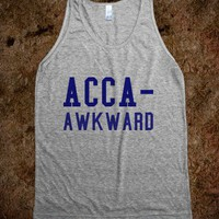 Acca-awkward tank