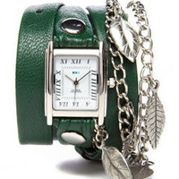 ideeli | LA MER COLLECTIONS Garden Charm Triple Wrap Watch