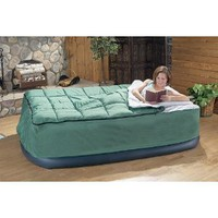 Amazon.com: Queen Airbed Fitted Cover / Sleeping Bag: Sports & Outdoors